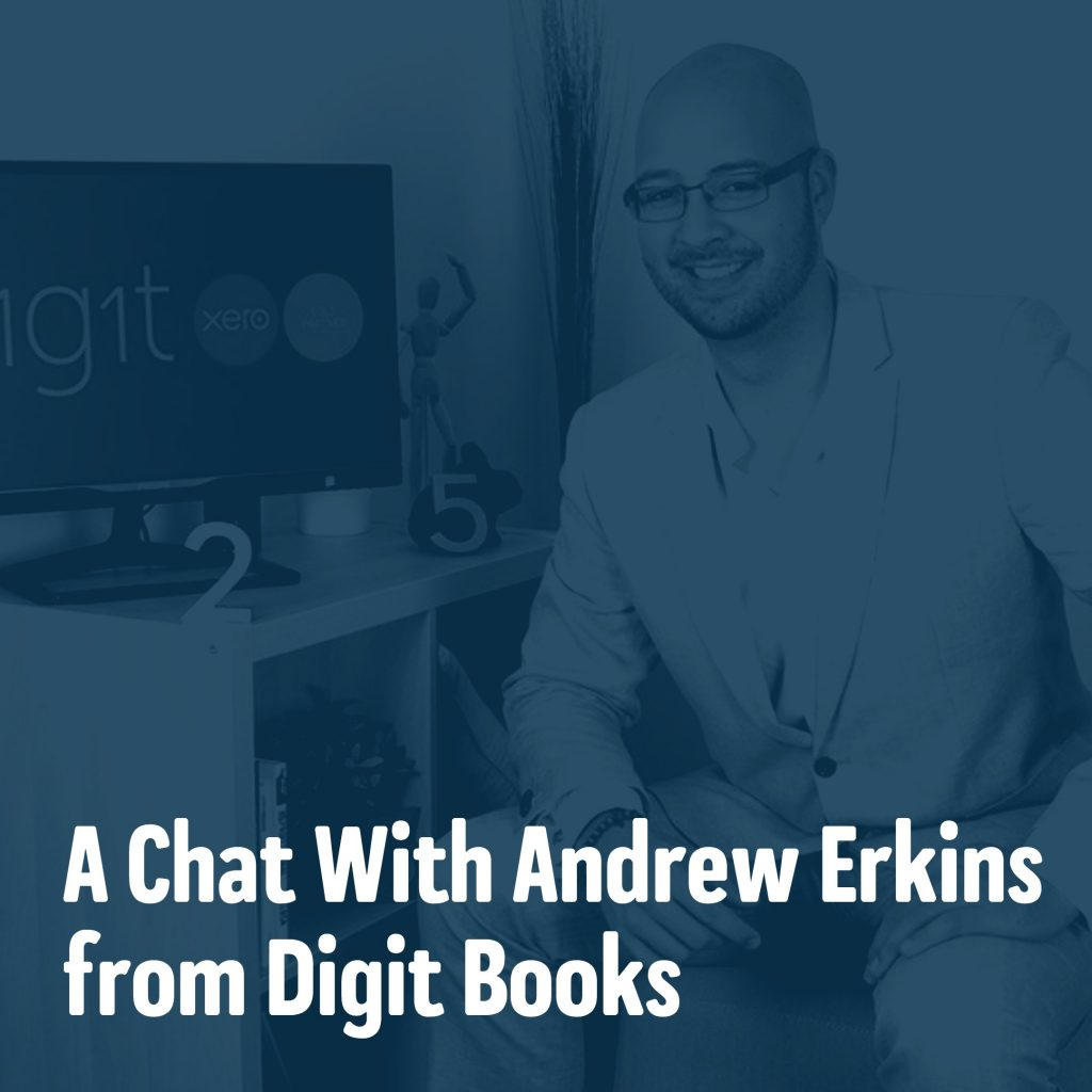 A Chat With Andrew Erkins from Digit Books