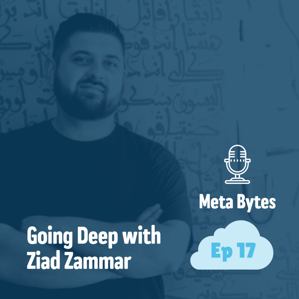 Going Deep with Ziad Zammar