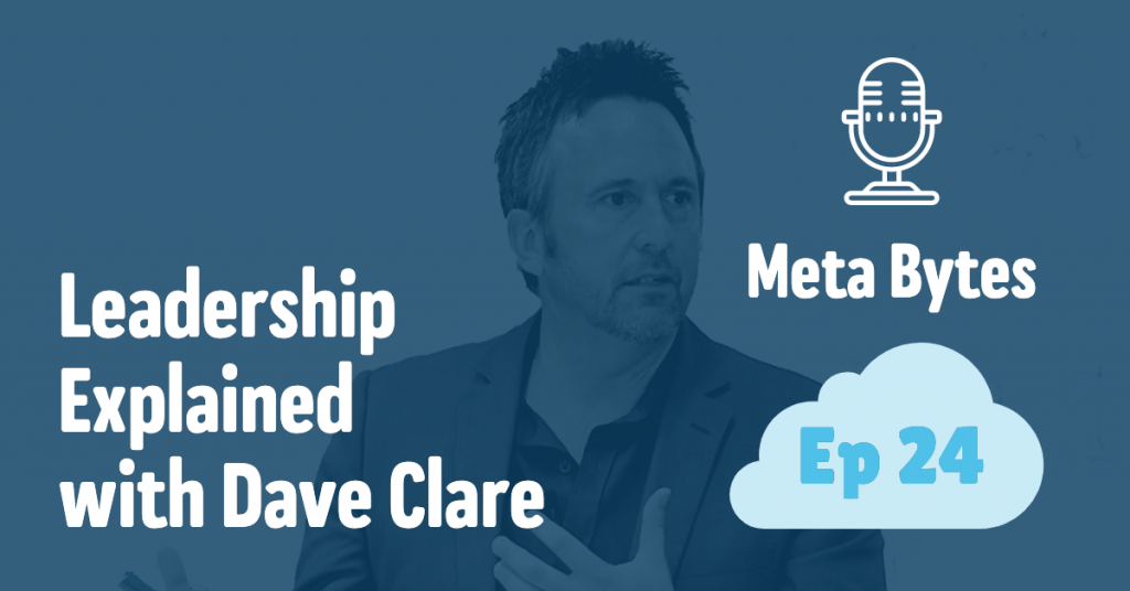 Dave Clare - Meta Bytes - Perth Podcast